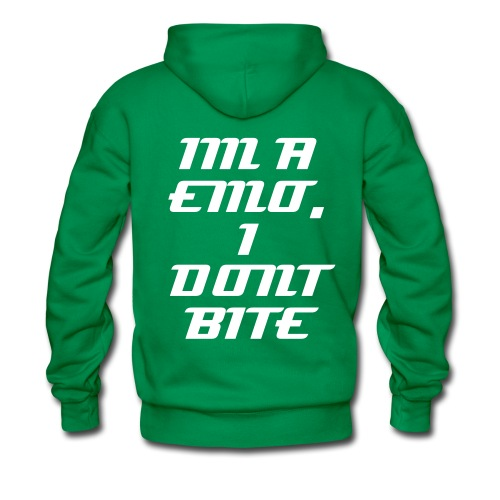 emo (stereotypical) - Men's Premium Hoodie