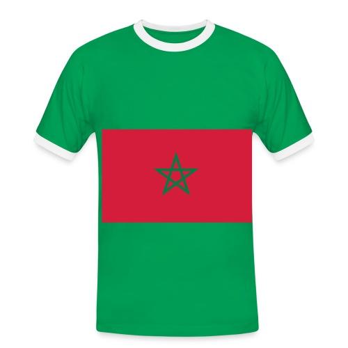 compra - Camiseta contraste hombre