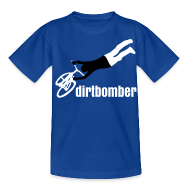 T-Shirts ~ Teenager T-Shirt ~ dirtbomber superseater blue kid