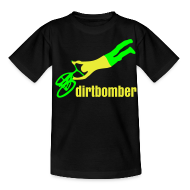 T-Shirts ~ Teenager T-Shirt ~ dirtbomber superseater neon kid