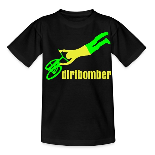 dirtbomber superseater neon kid - Teenager T-Shirt