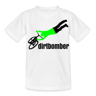 T-Shirts ~ Teenager T-Shirt ~ dirtbomber superseater withe kid