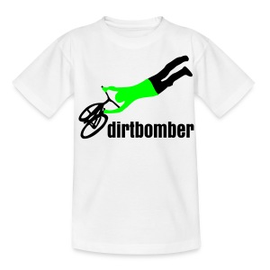 dirtbomber superseater withe kid - Teenager T-Shirt
