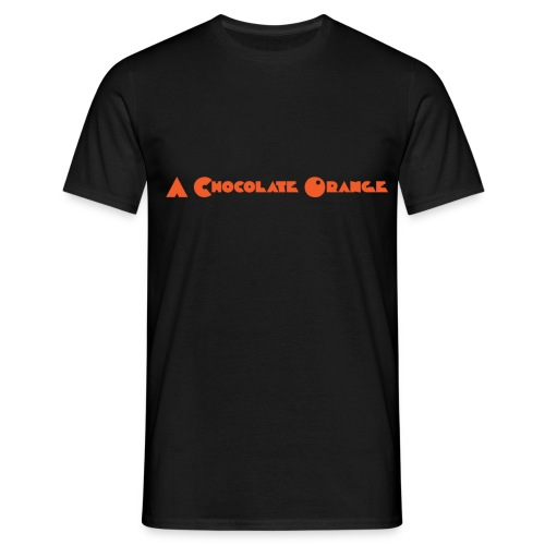 A Chocolate Orange - Men's T-Shirt