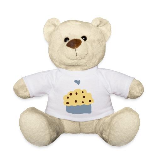 cupcake teddy - Teddy Bear