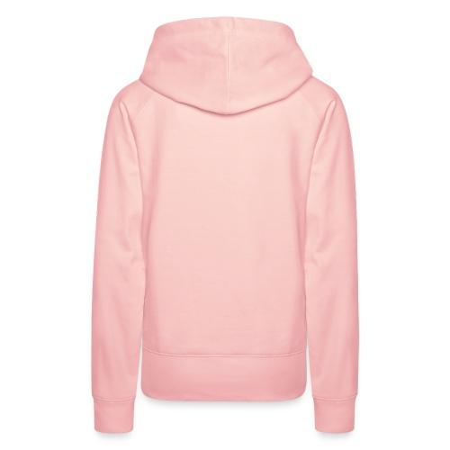Sweat a capuche - Sweat-shirt à capuche Premium pour femmes