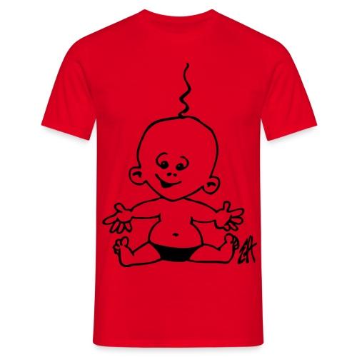 Men-Shirt (Baby) - Männer T-Shirt