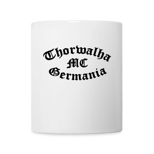 TW - Tasse - Schriftfarbe Schwarz - Tasse