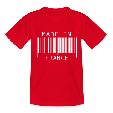Tee shirt Made in France T-shirts Enfants