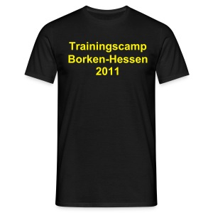 Trainingscamp 2011 - Männer T-Shirt