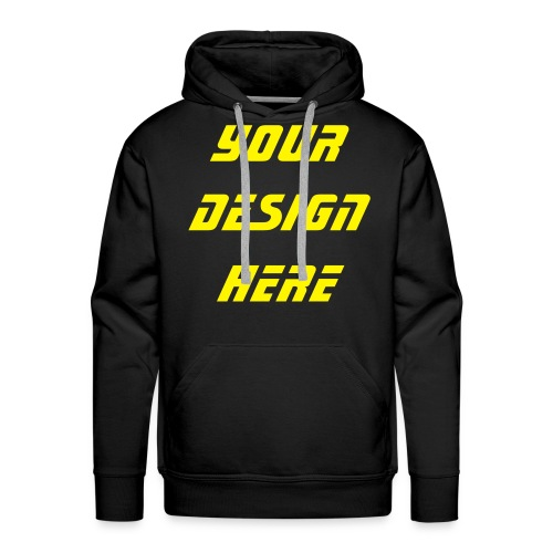 Team Training Top (with Hood) - Men's Premium Hoodie