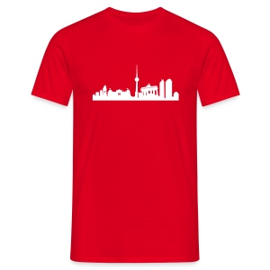 Berlin Skyline - T Shirt - Männer T-Shirt