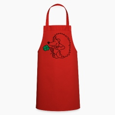 The little hedgehog with the clover leaf  Aprons
