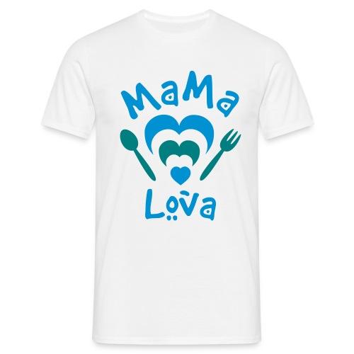 L'Acra (blanc) - T-shirt Homme