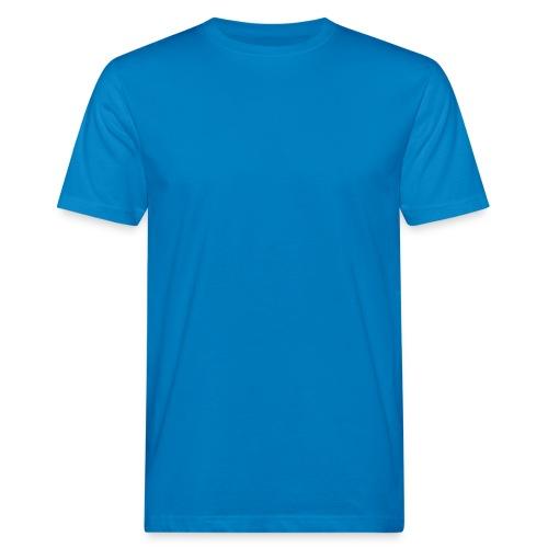 leer - Männer Bio-T-Shirt