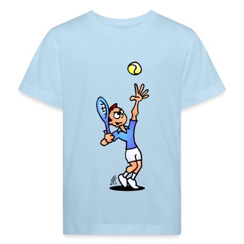 Tennis - Kids' Organic T-Shirt