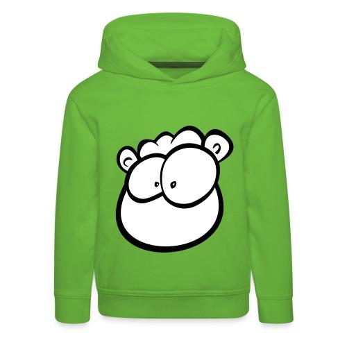 Schaf Kopf Kapu - Kinder Premium Hoodie