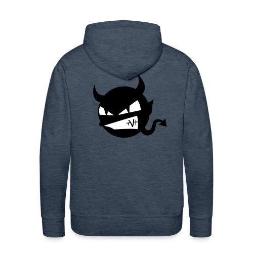Felpa Uomo Stick Devil - Men's Premium Hoodie