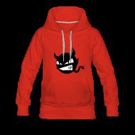 Hoodies & Sweatshirts ~ Women's Premium Hoodie ~ Felpa Donna