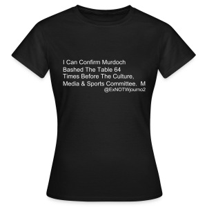 I Can Confirm ... - Women's T-Shirt