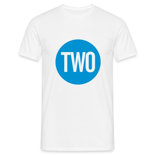 OneTwoThreeFourFive  - Men's T-Shirt