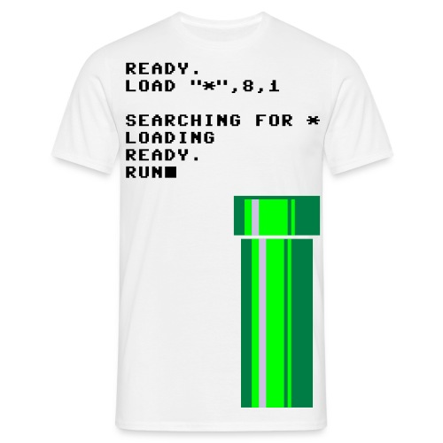 Loading Mario Tube T-Shirt - Men's T-Shirt