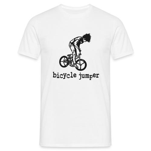 bicycle_jumper - Männer T-Shirt