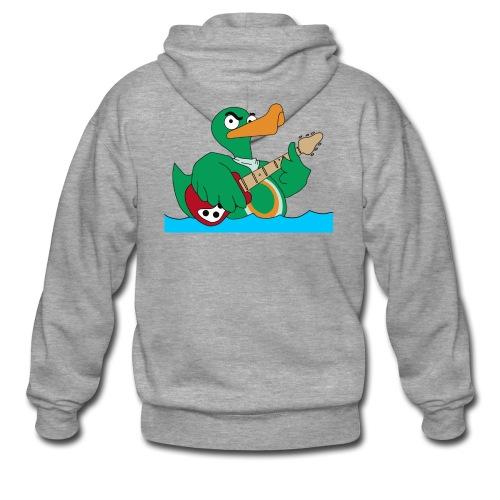 Rocky Kapuzenjacke duck@rock  - Männer Premium Kapuzenjacke