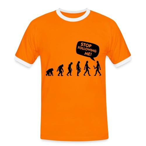 Evolution Shirt - Men's Ringer Shirt