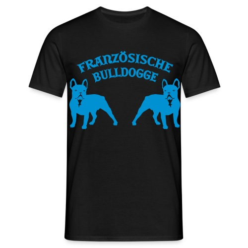 French Bully - Männer T-Shirt