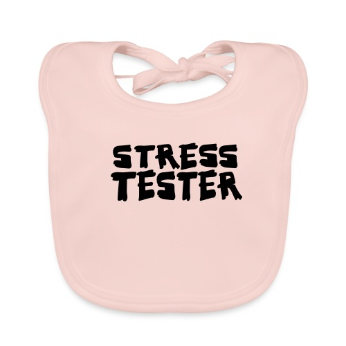 Stresstester - Baby Bio-Lätzchen