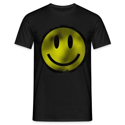 Dusty Smiley - T-shirt herr