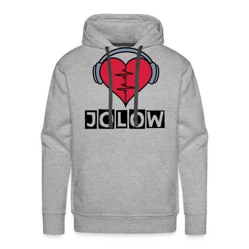 JOLOW Signature Men's Sweat - Men's Premium Hoodie