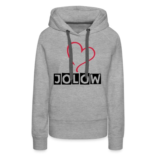JOLOW Signature Woman's Sweat - Women's Premium Hoodie