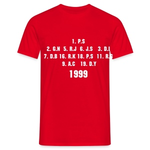 Vintage United shirt 1999 - Men's T-Shirt