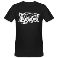 T-Shirts ~ Männer Bio-T-Shirt ~ Tyrael, Logo organic shirt