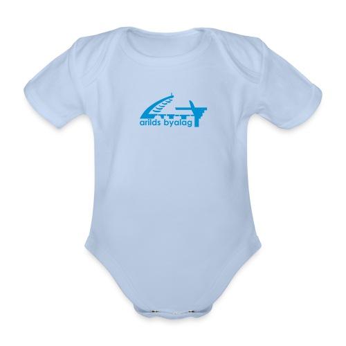 Arild's byalag Babybody - Ekologisk kortärmad babybody