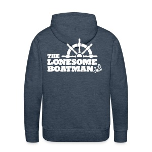 The Lonesome Boatman - Men's Premium Hoodie