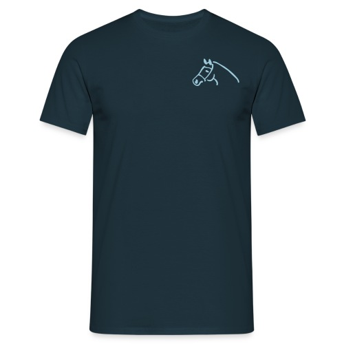 Reitstall Oberdieten - Männer T-Shirt
