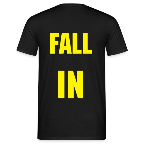 Fall In - Mannen T-shirt