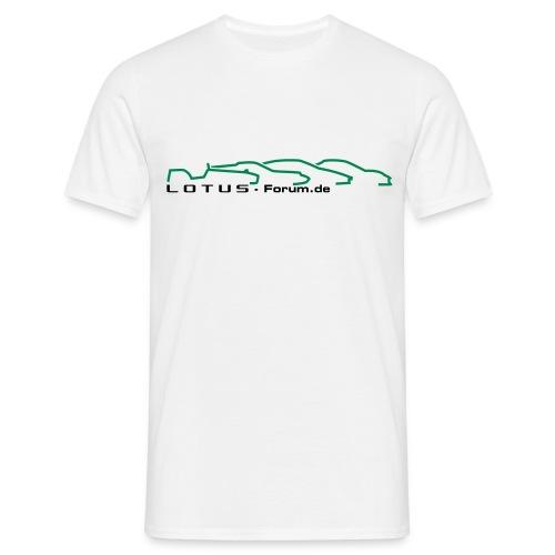 T-Shirt - großes Logo - Männer T-Shirt