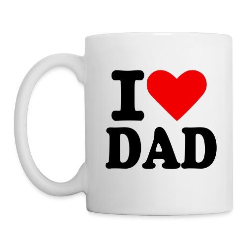 I <3 Dad - Mug  - Mug