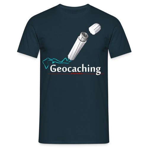 Geocaching extreme - Männer T-Shirt