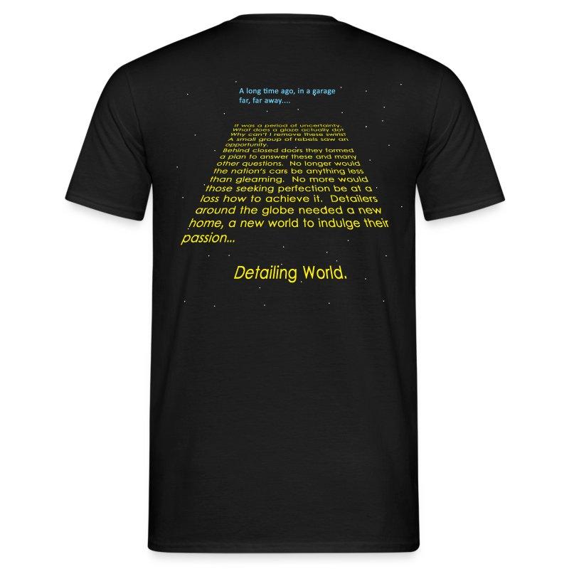 Detailing World 'Space History' T-Shirt (Men's) - Men's T-Shirt