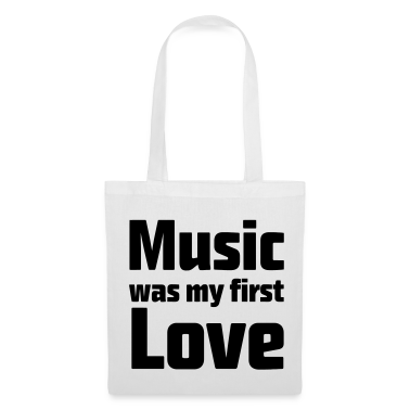 Music was my first Love Bags
