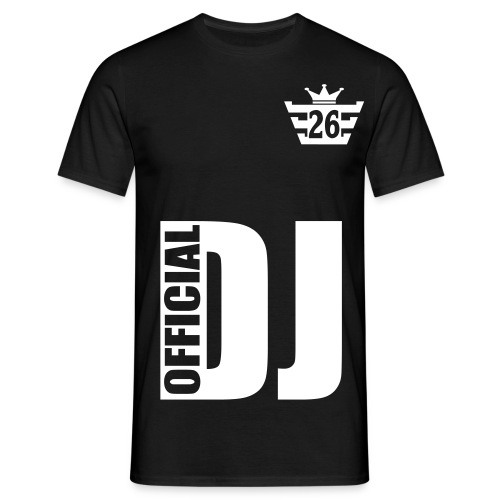 Official Royal Smith DJ - T-shirt Homme