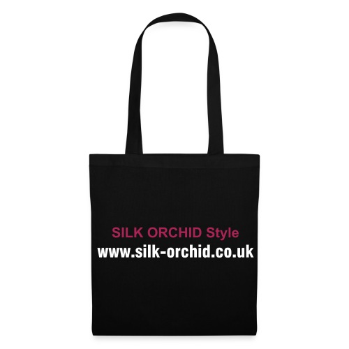 SILK ORCHID Style Tote Bag - Tote Bag