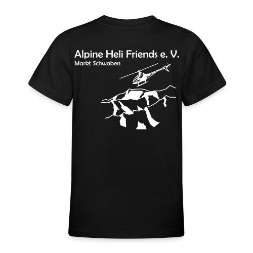 Alpine Heli Friends T-Shirt Kinder - Teenager T-Shirt