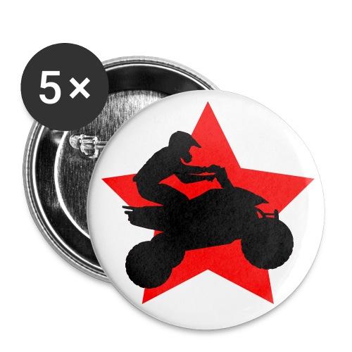Anstecker - Buttons groß 56 mm