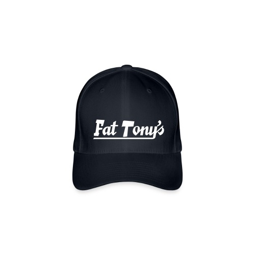 Fat Tony's Logo Cap  - Flexfit Baseball Cap